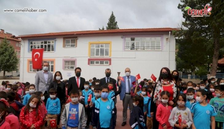 2021-2022 Eğitim Öğretim Yılı İlköğretim Haftası Çameli'de coşku ve heyecanla kutlandı