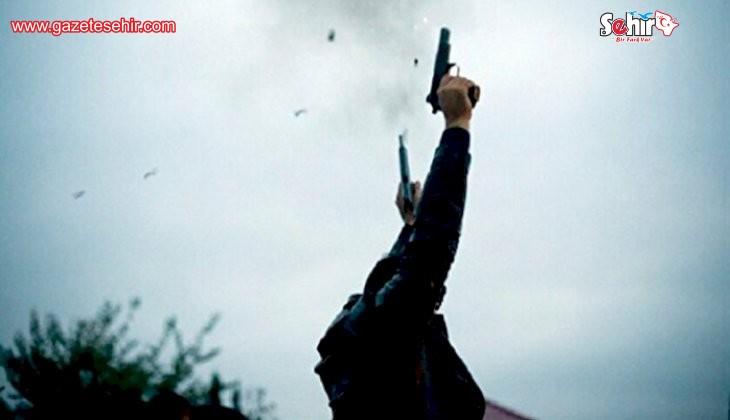 Denizli'de silahlı maganda gözaltına alındı