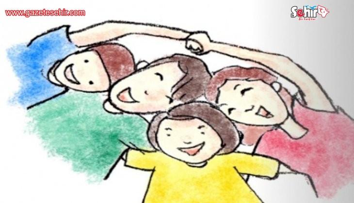 Koruma altındaki çocukların aile ortamında büyümesi için ele ele verdiler